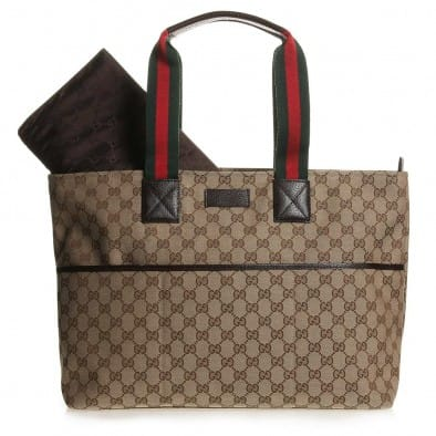 Gucci Baby Changing Bag With Mat