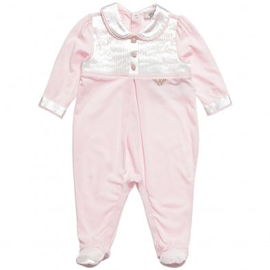 Designer Baby Grows, Rompers & Shorties at Jakss - The UK's #1 Kid's Designer Clothing Store. Designs From Ralph Lauren & Armani Junior in our Collection.