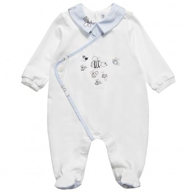 Discover collection of luxury designer babysuits. Explore our range of babysuits from leading designers; available for both baby boys and girls. Enjoy fast worldwide shipping.