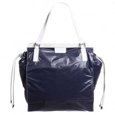 thumbs fay navy blue baby bag 41cm Baby Designer Changing Bags