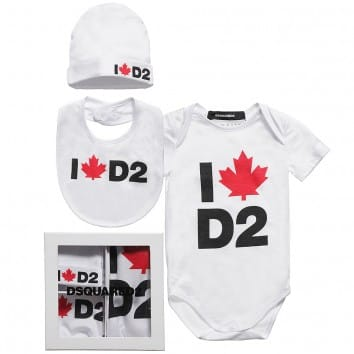 Dsquared2 Kids Clothes Baby Designer Clothes