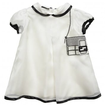 Fendi Kids Clothes Baby Designer Clothes