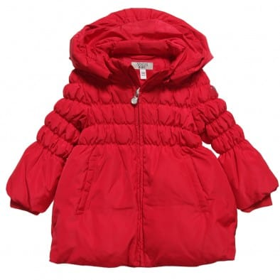 Girls Designers Down Padded Coats & Jackets - Baby Designer Clothes