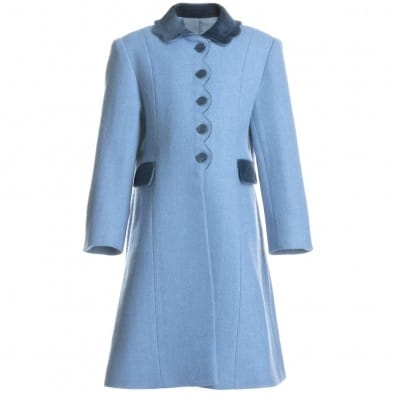 Girls Wool Coats