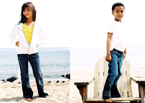 7 For All Mankind Kids Clothes - Baby Designer Clothes